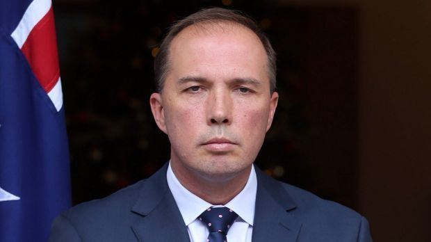Peter Dutton Focus of Immigration Department moves from resettlement to
