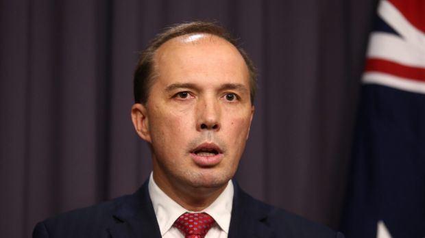 Peter Dutton Tony Abbott39s latest citizenship plan gets cautious