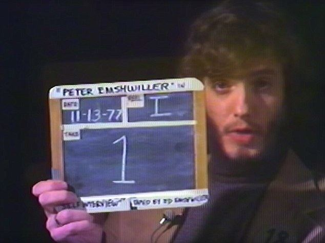 Peter Emshwiller Stoney Emshwiller fielded questions on video when he was 18 to ask