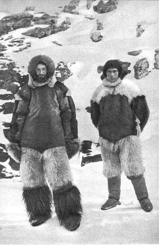 Peter Freuchen Peter Freuchen Arctic Thule