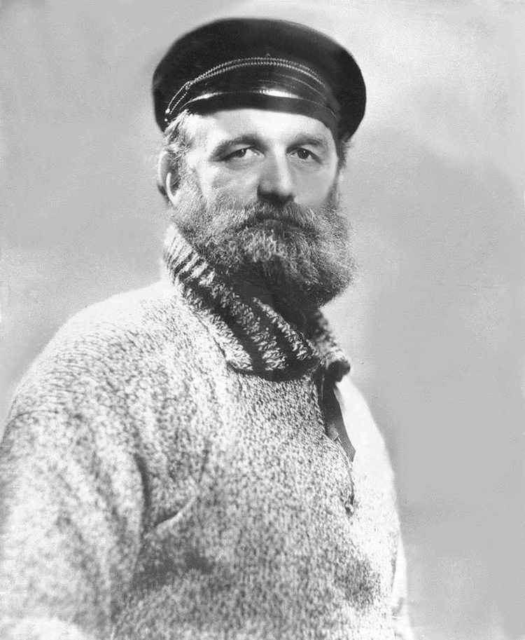 Peter Freuchen Peter Freuchen Arctic Explorer