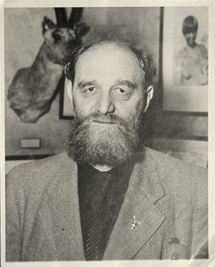 Peter Freuchen Edward N Bomsey Autographs Inc