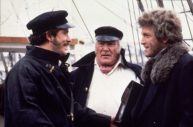 Peter Gilmore Peter Gilmore Carry On and Onedin Line actor dies aged 81 after