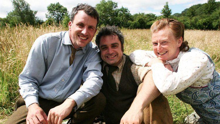 Peter Ginn BBC Two Wartime Farm Peter Ginn