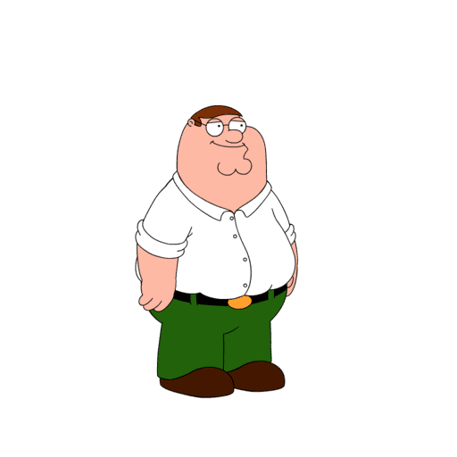 Peter Griffin Character Overview Peter Griffin Family Guy Addicts