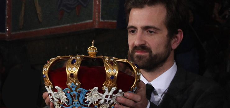 Peter, Hereditary Prince of Yugoslavia HRH Hereditary Prince Peter The Royal Family of Serbia