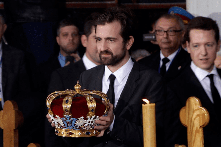 Peter, Hereditary Prince of Yugoslavia Eurohistory Serbia State Funeral for King Peter II and