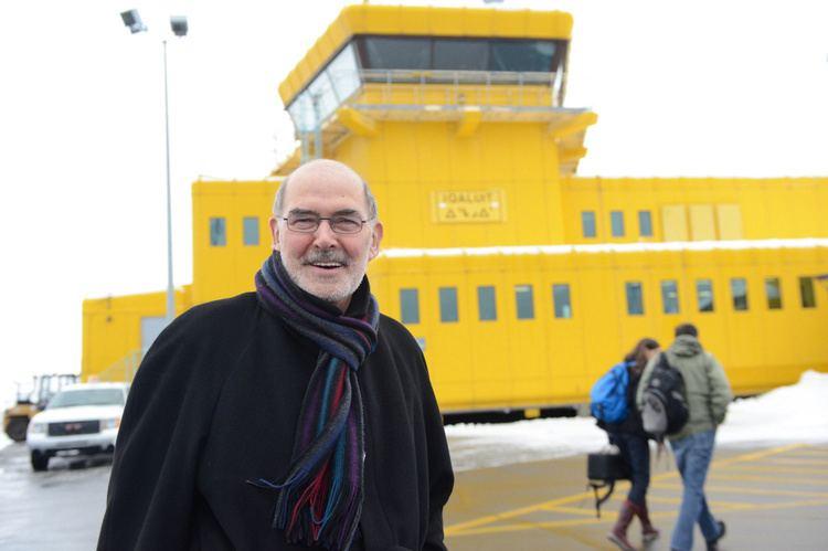 Peter Herrndorf Peter Herrndorf of National Arts Centre fulfils dream of China tour