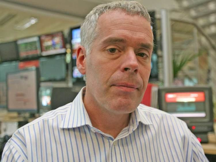 Peter Horrocks Peter Horrocks The BBC boss with a sharp shock for his reporters