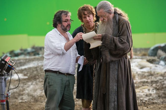 Peter Jackson The Hobbit Peter Jackson on the End of His Middle Earth Odyssey
