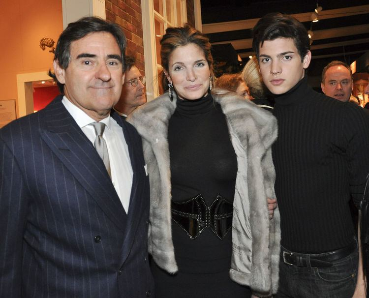 Peter M. Brant Baron Brant Pledges Warhols to Revive Family Business