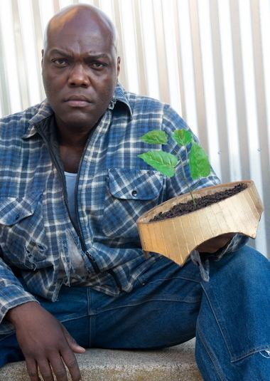 Peter Macon Portland Playhouse builds King Hedley II around the majestic