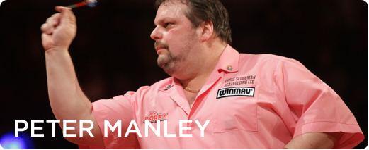 Peter Manley Peter Manley Red Dragon Darts