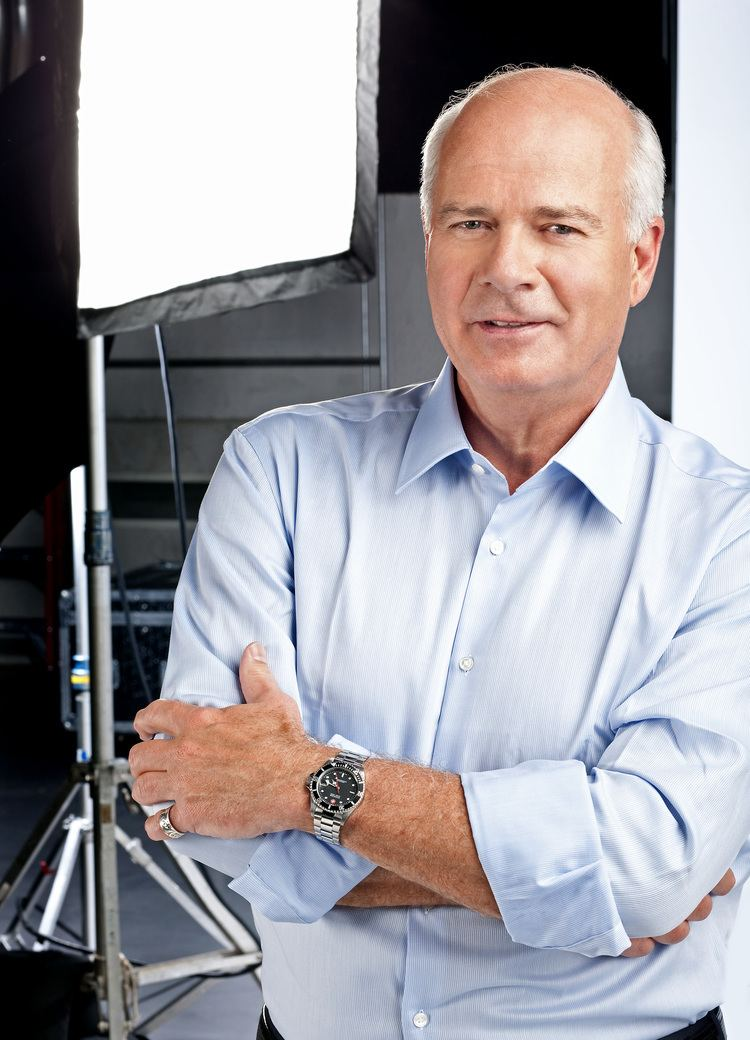 Peter Mansbridge Peter Mansbridge Anchoring Canada39s News FiftyFive