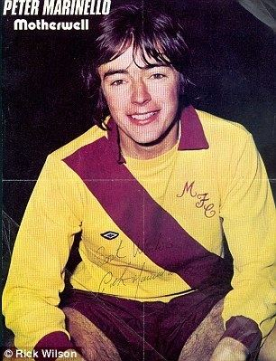 Peter Marinello Peter Marinello I was once the next George Best but lost it all and