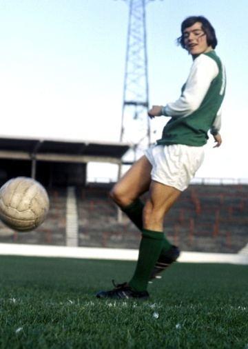Peter Marinello PETER MARINELLO Football Hibs History Hibernian Historical