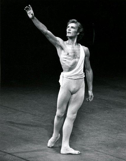Peter Martins Peter Martins on 30 Years With City Ballet The New York