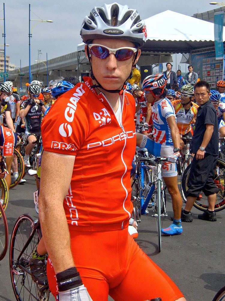 Peter McDonald (cyclist)