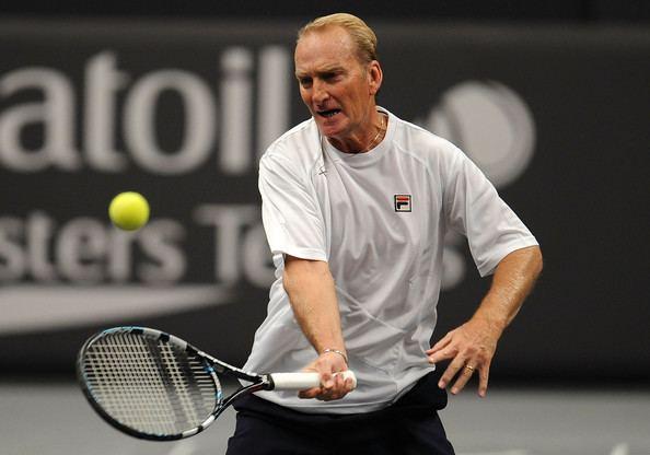 Peter McNamara Peter McNamara Photos Statoil Masters Tennis Day Two