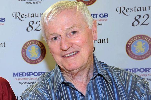 Peter McPharland Aston Villa FA Cup final Peter McParland recalls 1957