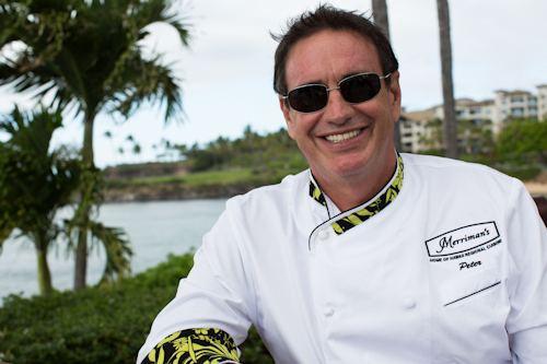 Peter Merriman Chef Peter Merriman A Pioneer in the FarmtoTable