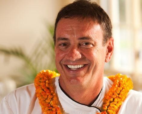 Peter Merriman Chef Peter Merriman Merrimans Restaurant Waimea Big Island