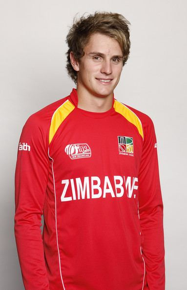 Peter Moor Peter Moor Photos Photos Zimbabwe Headshots ICC U19 Cricket