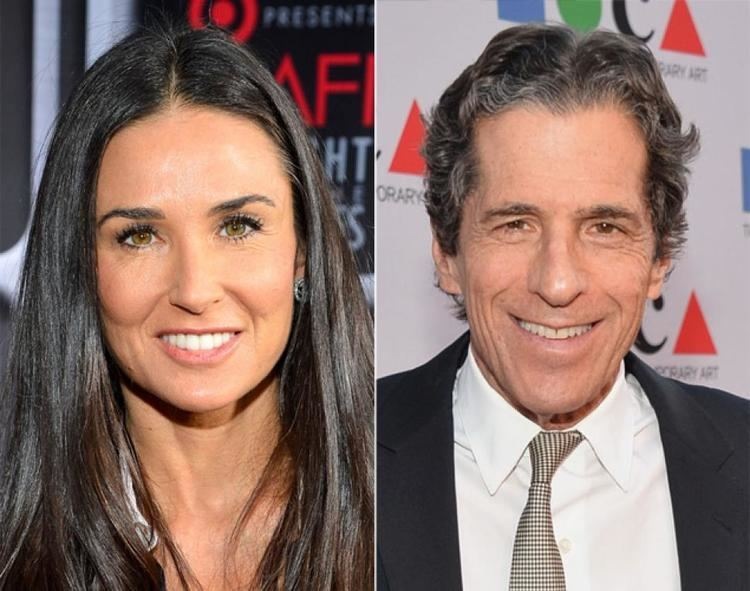 Peter Morton Demi Moore dating Peter Morton after previous romance with