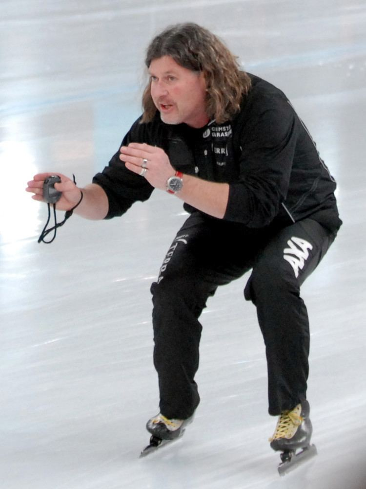 Peter Mueller (speed skater)