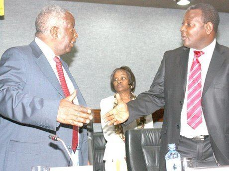 Peter Munga Equity Group chair Munga talks up succession plans at the giant bank
