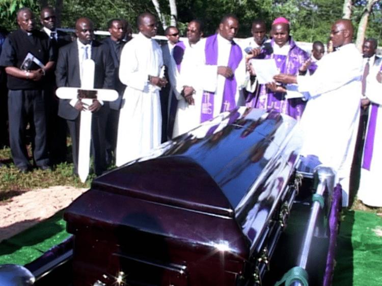 Peter Munga No politics at Equity boss sons funeral The Star Kenya