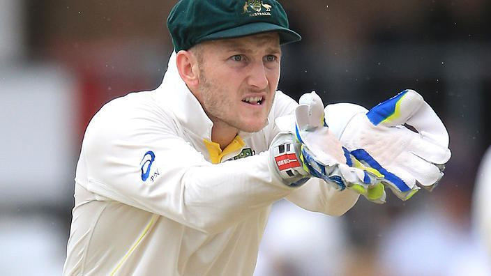 Peter Nevill Haddin Out as Peter Nevill is retained