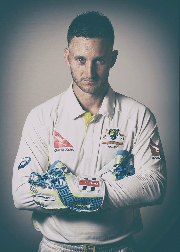 Peter Nevill Behind the gloves Get to know Peter Nevill cricketcomau