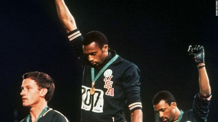 Peter Norman The third man The forgotten Black Power hero CNNcom
