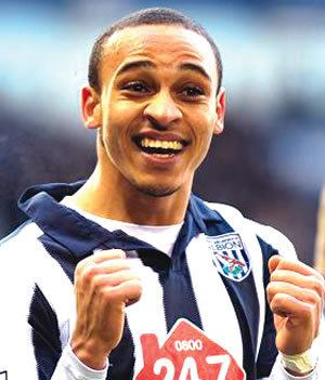 Peter Odemwingie Nigerian International Footballer Osaze Odemwingie in Transfer