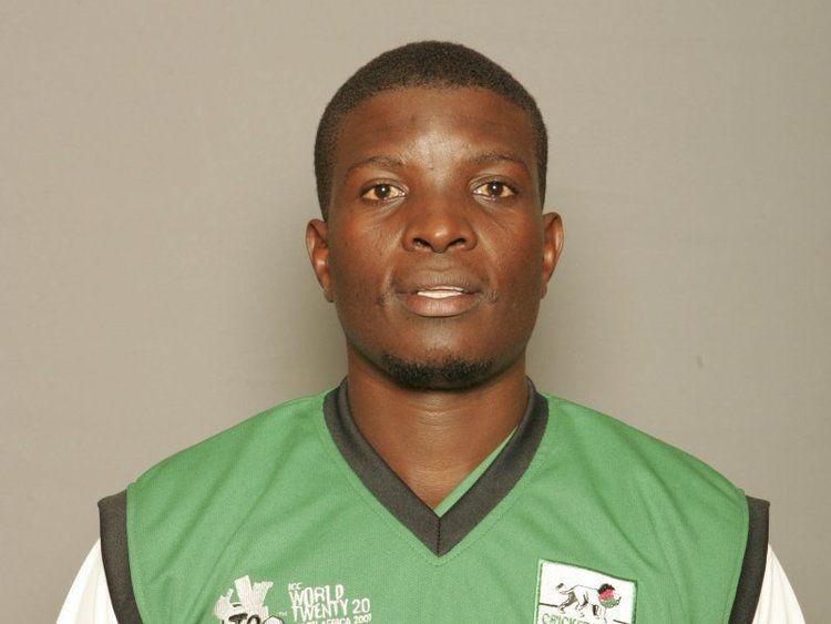 Peter Ongondo (Cricketer)