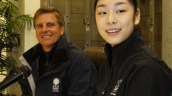 Peter Oppegard Olympic champion skater Kim Yuna hires new coach
