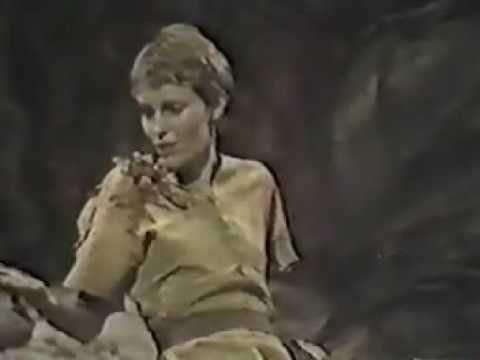 Peter Pan (1976 musical) Mia Farrow Growing Up Peter Pan 1976 YouTube