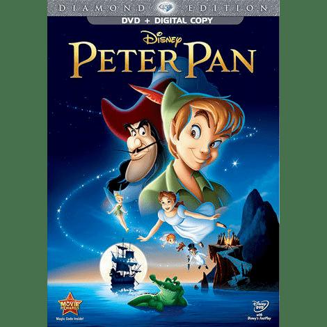 Peter Pan Peter Pan Disney Movies