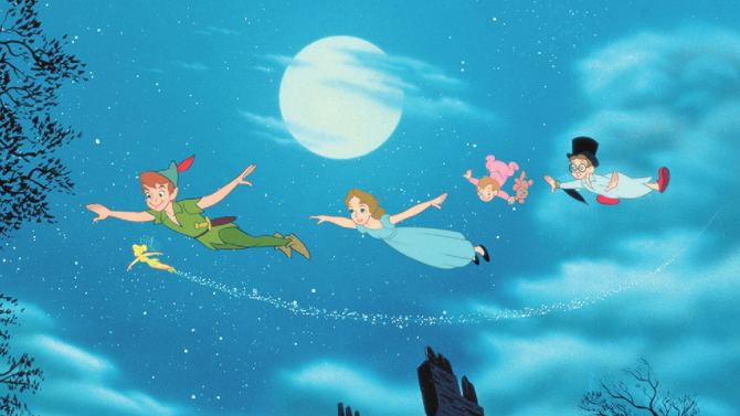 Peter Pan Pan39 Goes Back to the 111Year Old Peter Pan Story Variety