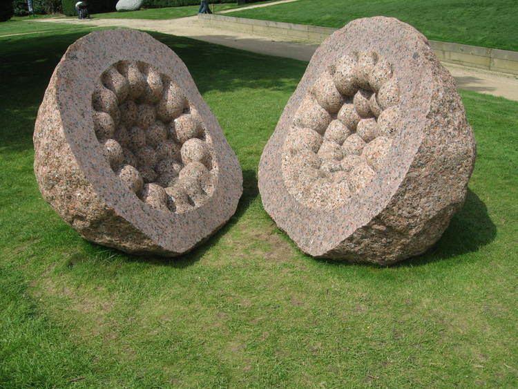 Peter Randall-Page paradis express Peter RandallPage sculptor
