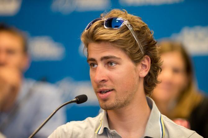 Peter Sagan Broken shifter spoils Sagan39s chances at ParisRoubaix