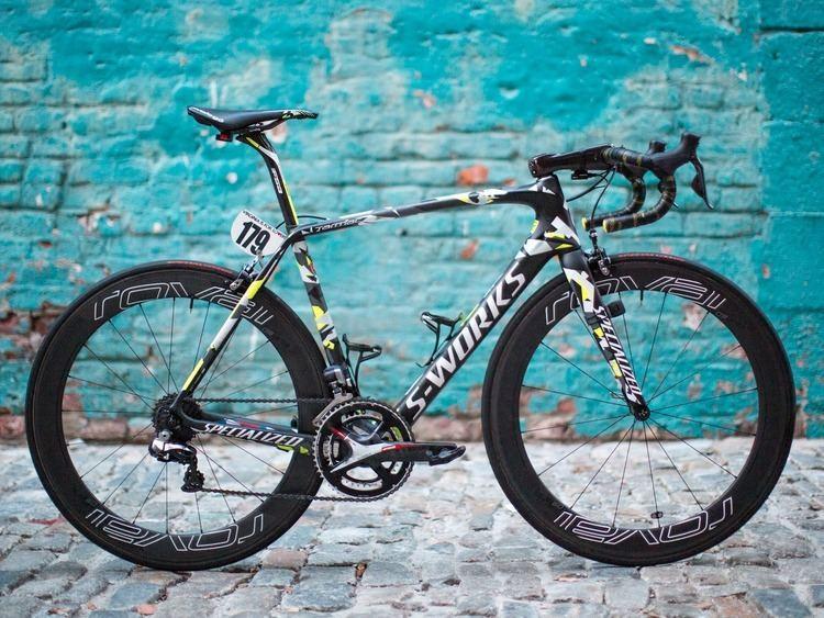 Peter Sagan Peter Sagans world championshipwinning bike Business Insider