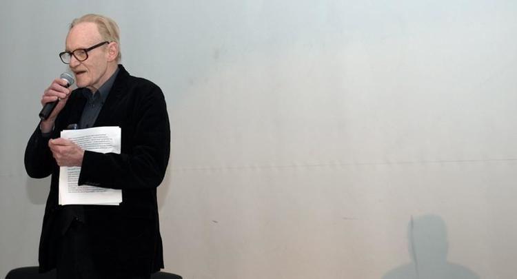Peter Schjeldahl Peter Schjeldahl on Fear the Market and Art Criticism Canadian Art