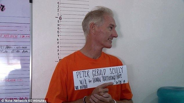 Peter Scully Australian businessman accused of masterminding paedophile