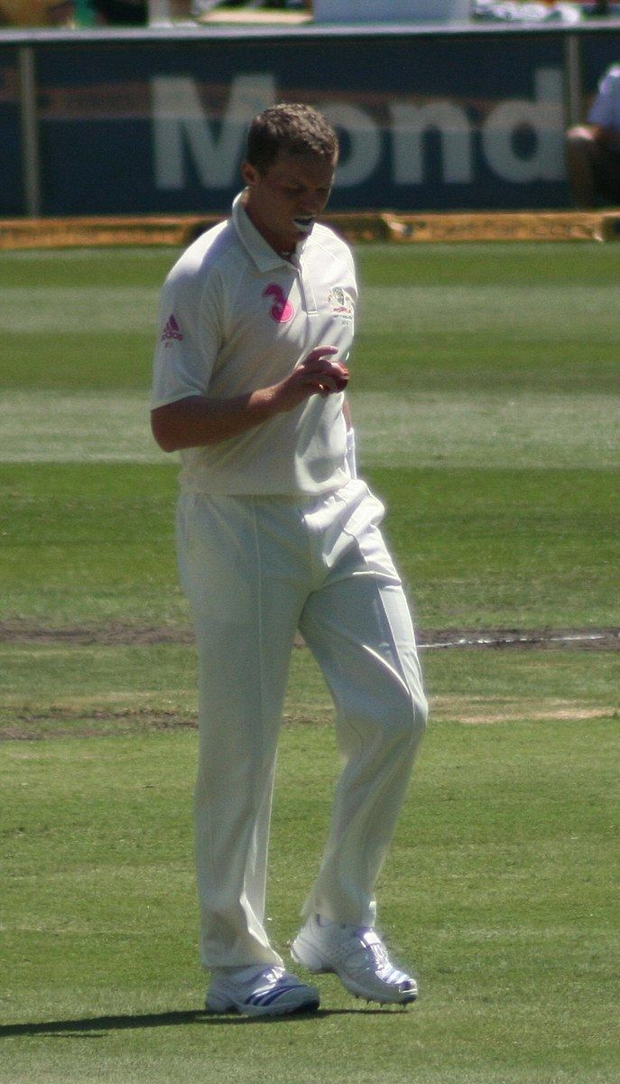 Peter Siddle (Cricketer)
