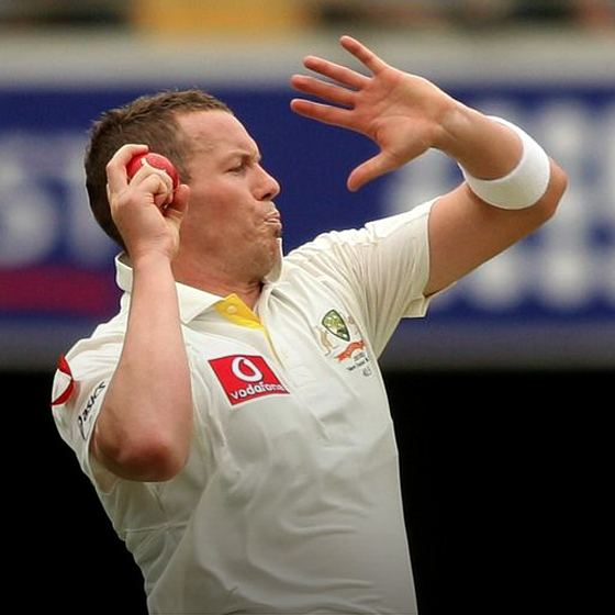 Peter Siddle Team Kookaburra India