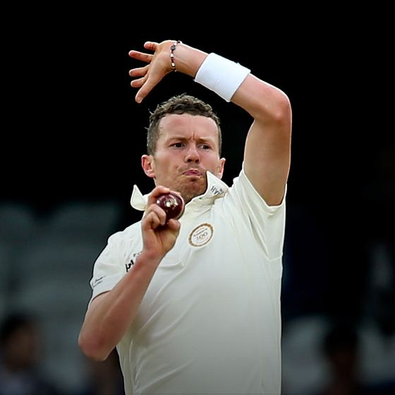 Peter Siddle Swing Bowling Action India