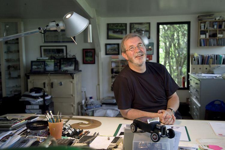 Peter Stevens (car designer) Peter Stevens HushKit