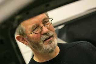 Peter Stevens (car designer) wwwmgsvclubcomimagesmainsitePeterStevensjpg